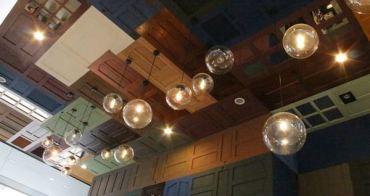 【台中。食】木門咖啡 Wooden Door//宛如怪獸電力公司的舒適店家