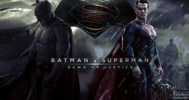 【電影】蝙蝠俠對超人:正義曙光