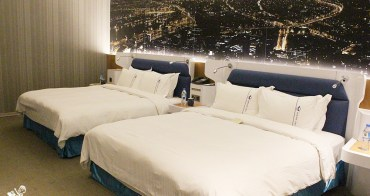 台中住宿︳頭等艙飯店綠園道館,鄰近勤美誠品兩千塊有找,超划算的頭等艙