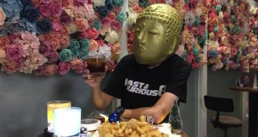 高雄酒吧︳Mr.TK 乾燥花Bar-超適合女孩約會的IG打卡無菸酒吧,附設KTV歡唱包廂!