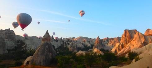 土耳其|帶你坐熱氣球、登棉堡,直飛藍色土耳其!