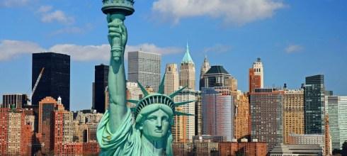 美國紐約|慾望城市景點,女人們走路去紐約