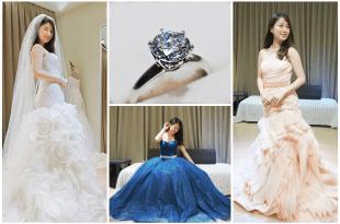 婚紗婚戒|台南Verona FINE Jewelry 維諾娜訂製珠寶 買婚戒Vera Wang設計師婚紗免費租 GIA鑽石認證婚戒推薦