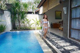 峇里島住宿推薦|Lumbini Luxury villas and spa,來峇里島一定要住Villa游泳啊