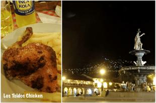 祕魯美食推薦|Los Toldos Chicken,海拔3千公尺上的美味烤雞。山城庫斯科裡的驚喜!