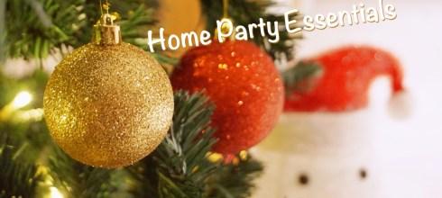 Home Party懶人包| 派對前要知道的5件事,教你第一次轟趴就上手!