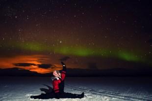 瑞典極光自由行|追極光懶人包(機票、住宿、行程、交通、費用)