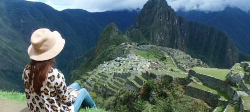 秘魯馬丘比丘|秘魯天空之城,走入印加帝國遺跡!草泥馬作陪下,再咳也要爬完!