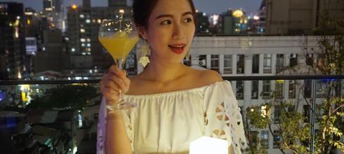 高空酒吧推薦|WXYZ bar時尚酒吧,享受都會微醺週末夜!(文末抽獎)Aloft Taipei台北中山雅樂軒酒店