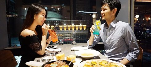 微風南山美食|Mad for Garlic大蒜主題餐廳,情人節套餐浪漫首選