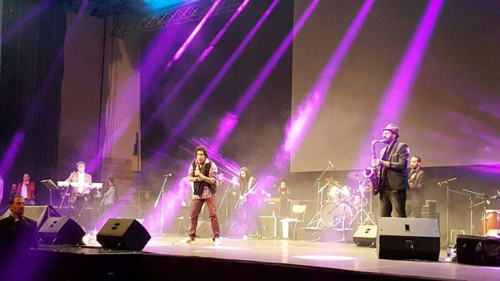 محمد منير يحيى حفلا ضخما فى الأردن (20)