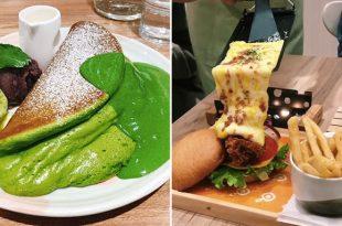 擁有日本水準的超人氣鬆餅,還有視覺衝擊的起司瀑布!重點是北中南的吃貨都吃得到!