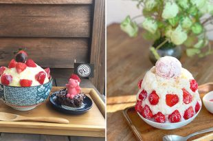 草莓季甜點懶人包來了!「6家讓少女心噴發的草莓甜品」最後一家會讓你在IG狂打卡