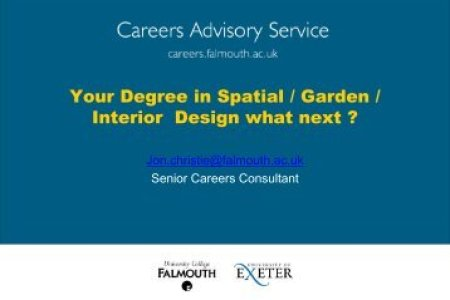 your degree in spatial garden interior design what next ?quality=80