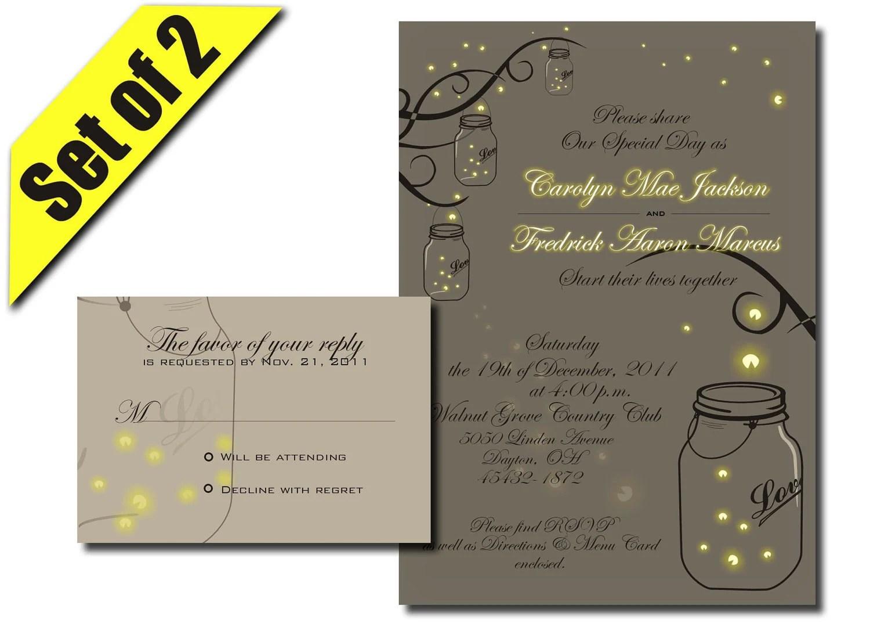 mason jar wedding invitations Hand draw Mason Jar Wedding Invitation clipart Rustic Mason Jar Country Wedding Invitations with Flowers wood grain background Jars Masons and Wedding