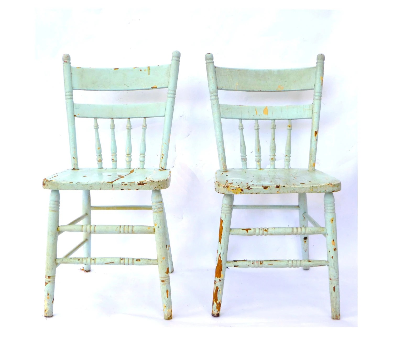 vintage blue spindle back kitchen chairs retro kitchen chairs zoom