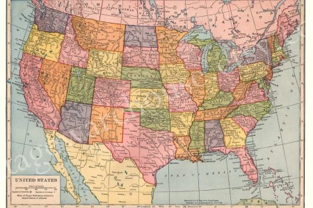 full page united states map bing images