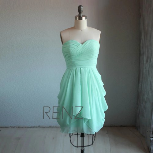mint bridesmaid dresses etsy mint wedding dress Mint Bridesmaid Dresses Etsy 92