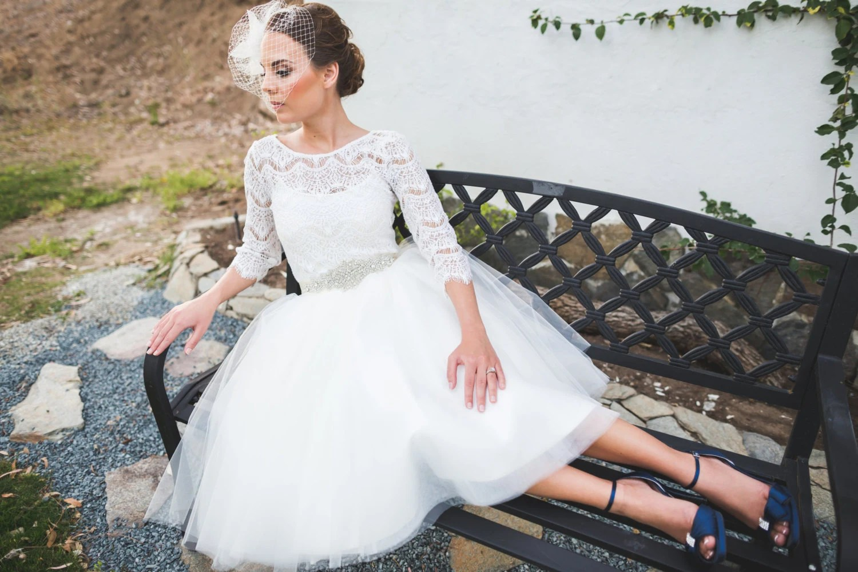 wedding tulle skirt adult tutu extra 2 piece wedding dresses Bridal Skirt 2 piece zoom