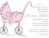 Baby carriage custom pers...