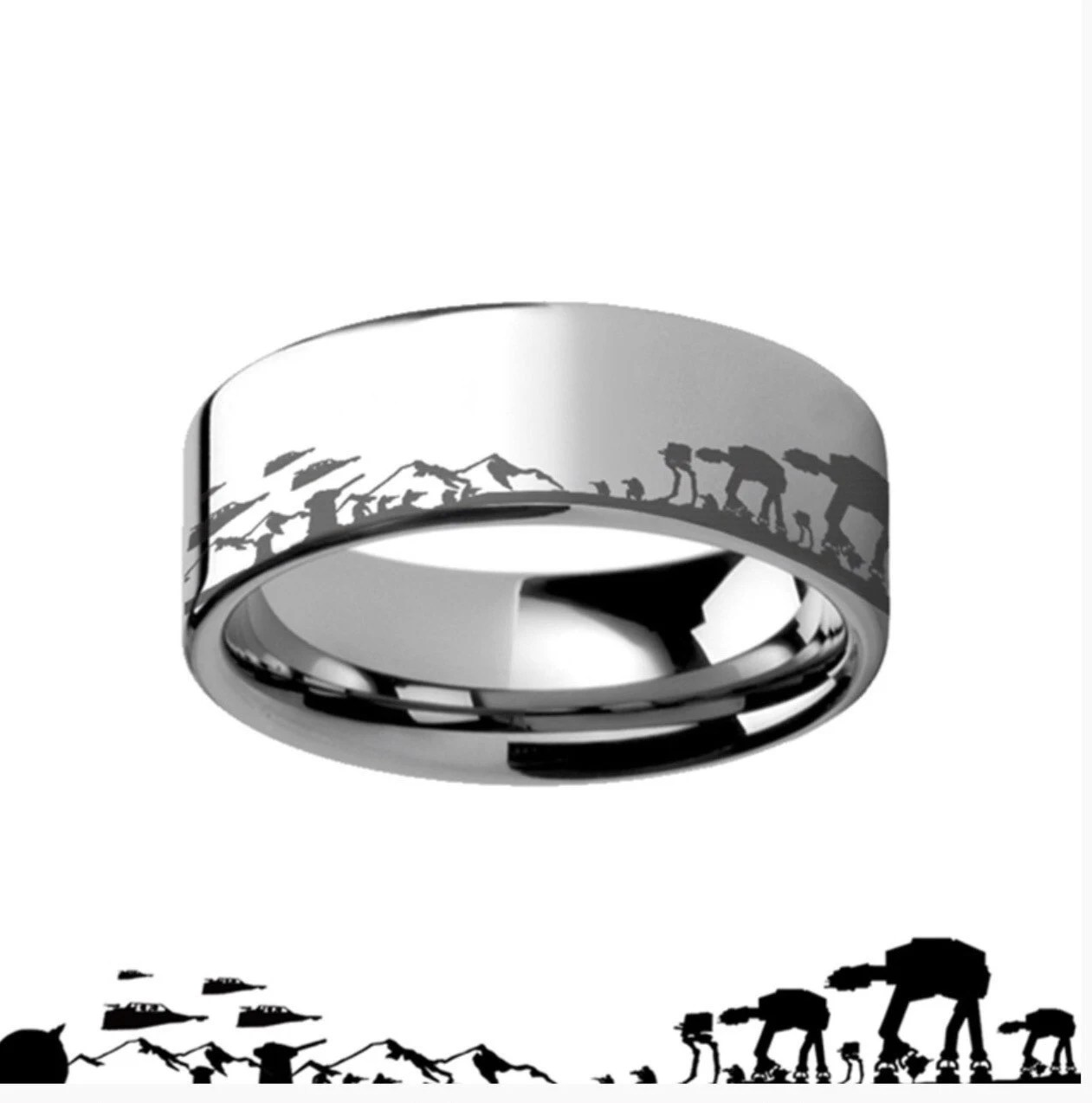 wedding ring star wars star wars wedding rings Wedding ring star wars