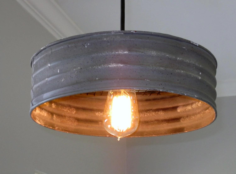 industrial lighting industrial kitchen light fixtures Lighting Metal Sifter Pendant rustic lighting Industrial lighting ceiling light kitchen light pendant light