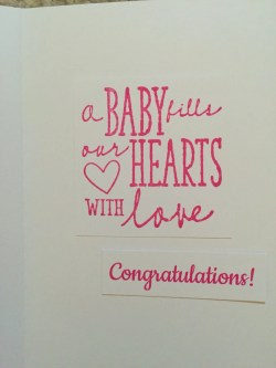 Beauteous Welcome Baby Greeting Girl Welcome Baby Greeting Congratulations On New Baby Card Congratulations On New Baby Quotes