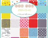 Hey Dot Charm Pack by Zen Chic