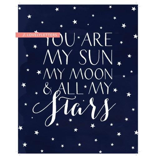 Medium Crop Of My Moon And Stars