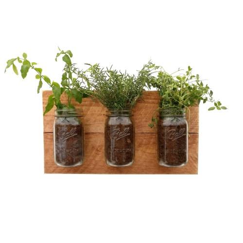 Medium Crop Of Wall Mounted Indoor Herb Garden