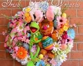 Kermit and Fozzie Muppet ...