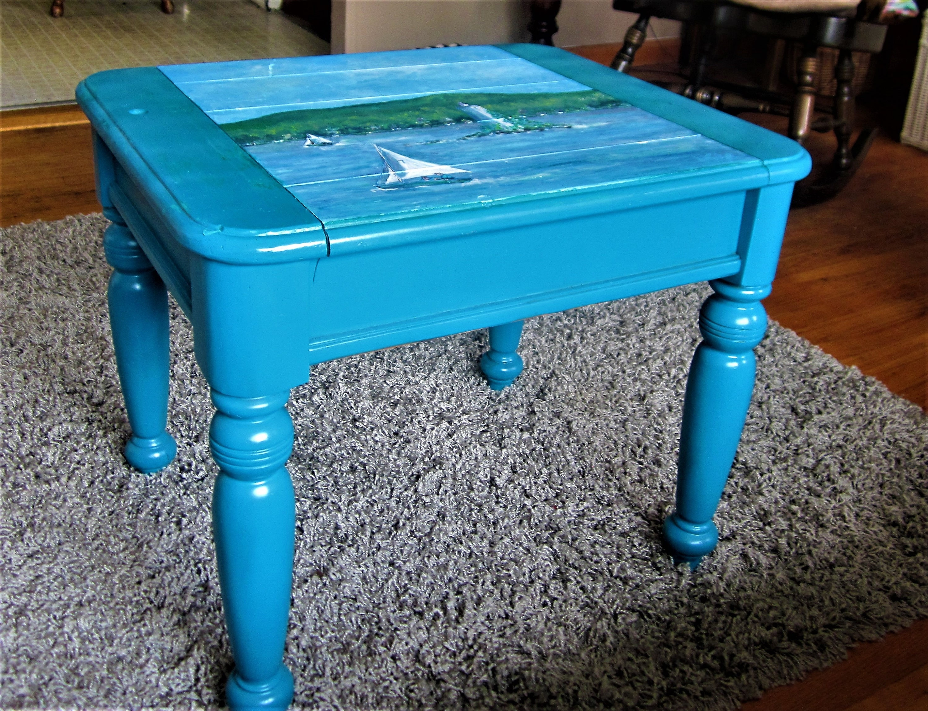 Excellent Hand Painted Vintage Lake Painted Hand Painted Vintage Lake Painted Hand Painted Furniture Moonachie Nj Hand Painted Furniture Ky houzz-02 Hand Painted Furniture