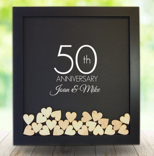 Medium Of 50th Anniversary Gift