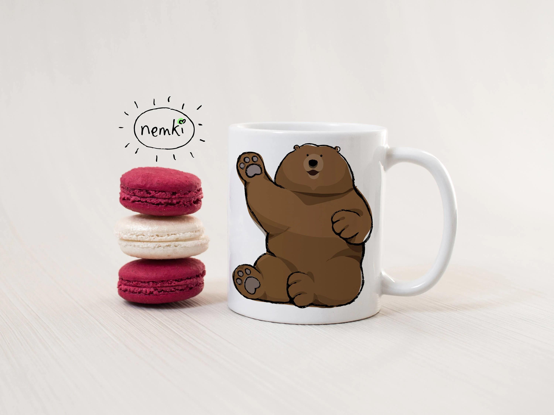 Compelling Bear Coffee Bear Waving Bear Animal Mens Mug Bear Coffee Bear Waving Bear Animal Mens Smokey Bear Coffee Cups Bear Coffee Cups furniture Bear Coffee Cup