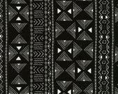 Vanessa Vargas Wilson Fabric Collection - Kinfolk - Mud Cloth Stripe