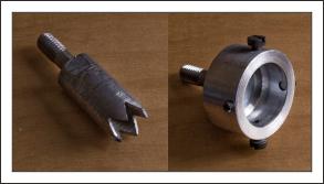 Как сделать патрон на токарный станок по металлу видео