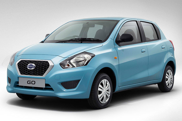 nissan launches datsun go hatchback in india price under rs 4 lakh news18