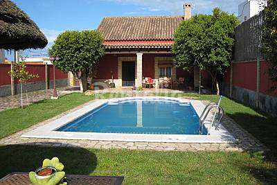 Casa de campo con piscina privada Cádiz
