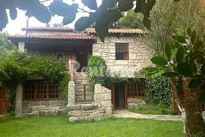 Villa en alquiler con jardín privado Braga