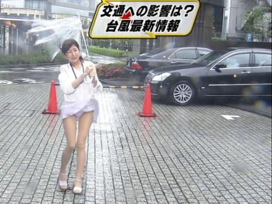 【放送事故エロ画像】アナウンサーのハプニング放送事故エロ画像集めてみましたww