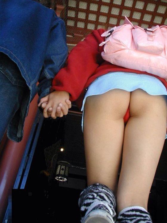 【エロ画像】エロいパンチラが見たくて見たくて探して集めてみましたww「ティーバッグがいい!」 14