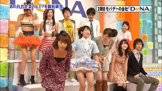 【放送事故画像】テレビに映るちらリズム、まさしく放送事故w 04