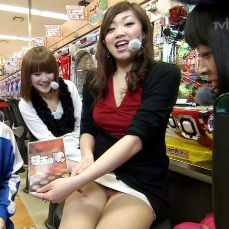 【放送事故画像】テレビに映るちらリズム、まさしく放送事故w 06