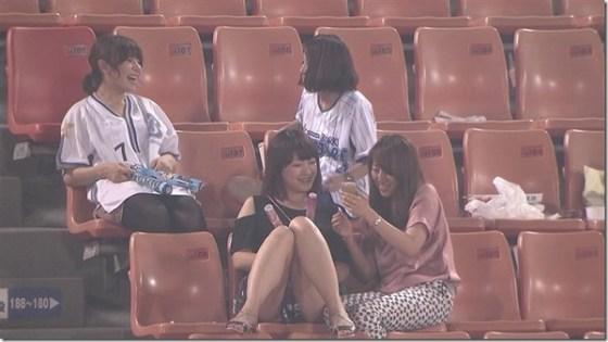 【放送事故画像】甲子園始まったし応援席のハプニング画像うPするわ! 09
