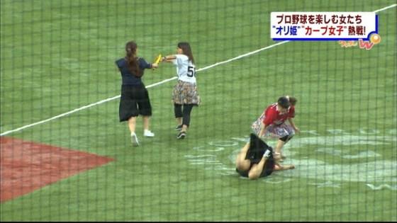 【放送事故画像】こんなパンツ見たところでどぉってんだよww 09
