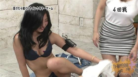 【お宝エロ画像】バコバコTVの犯人当てゲームで美女が脱ぎまくる!?一体どこまで脱ぐんだwww 15