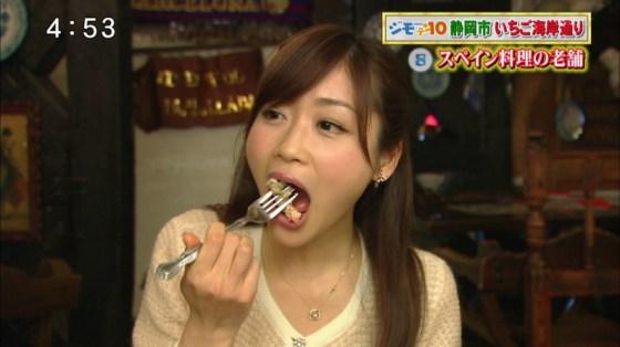 【擬似フェラ画像】完全に狙ってるだろと思うほどエロい顔しながら食レポする女達www 21