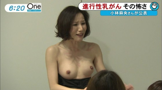 【放送事故画像】何の恥じらいもなくテレビで乳首まで見せた女達のオッパイワロタwww 06