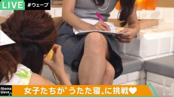 【放送事故画像】テレビでパンチラの期待値が高めな女性タレント達ww 14