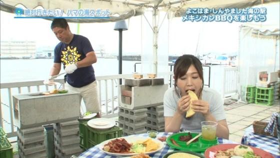 【擬似フェラ画像】何か意図的な物を感じさせるタレント達の食レポシーンww 15